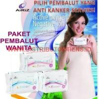 Paket Pembalut Wanita Airiz Tiens | Pembalut Herbal Tiens Original