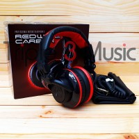 Numark Red Wave Carbon Redwave Carbon Dj Headphone original