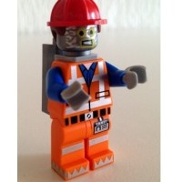 Lego Minifigure Robo Emmet