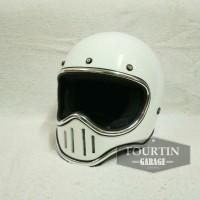 harga Helm Custom Simpson M50 Tokopedia.com