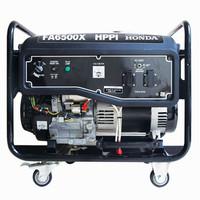 Genset Honda FA6500X 5kVA 220V 1 Phase