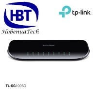 TPLINK TL-SG1008D (1000Mbps) Gigabit Desktop Switch Hub-8Port
