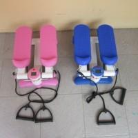 Alat Olahraga Mini Stepper Efektif Mengecilkan Perut Buncit