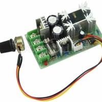 Motor Speed Regulator Controller Switch DC10-60 V PWM  20 A