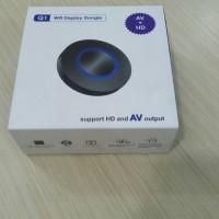 Jual Wifi Display Dongle Q1 support HD and AV Output presentasi proyektor Murah