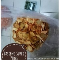 Basreng 1 Kg / Basreng Pedas / Baso Goreng