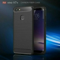 Ipaky For Vivo V7+Plus V7 Plus Case Softcase Ultrathin Silicon Hp