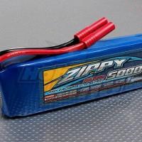 Zippy Flightmax 5000mAH 3S1P 20C