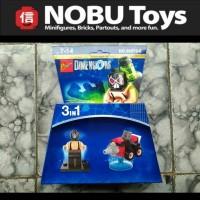 BOZHI DIMENSIONS BANE SET 98070-6 Lego kw minifigure DC justice league