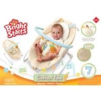 "Bouncer baby merk Bright Starts ""Cotton Tale"""