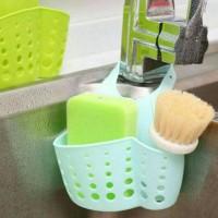 gantungan keran spon  silikon gantungan spons dapur