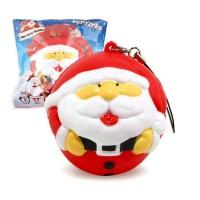Jual SquishyFun Christmas Santa Claus Squishy Sinterklas Murah