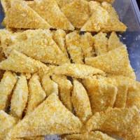 Roti goreng crispy fresh homemade @1pack isi 10 pcs