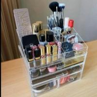 Makeup organizer type 42 (acrylic/akrilik tempat brush makeup)