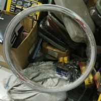 Rims 700c Alexrims G6000 putih 36h