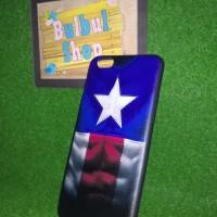 Jual softcase case oppo f3 captain america case oppp f3 cowok black promo Murah