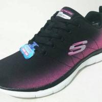Sepatu Skechers Air-Cooled Memory Foam Flex Appeal 2.0 Bright Side