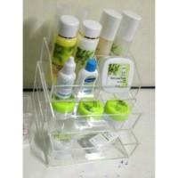 Makeup organizer type 39 (acrylic/akrilik tempat brush makeup)