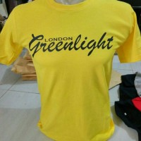 KAOS TSHIRT baju polo shirt sweater hoodie zipper greenlight