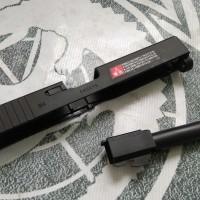 BARRACKS AIRSOFT Tokyo Marui Glock G17 Slide + Outer Barrel ABS