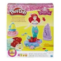 Play doh ariel mermaid series
