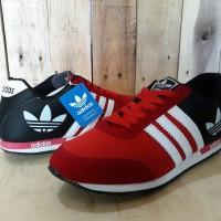 sepatu sneaker pria sport casual adidas lari runing neo murah nike nmd