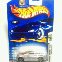 Hot Wheels Cadillac Cien 2003 First Edition