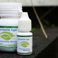 Formula Eye Obat Herbal Mata Minus dan Silinder