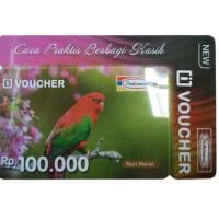 Indomaret Physic Voucher Rp 100.000 (Fisik)