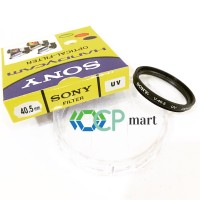 Filter UV Sony 40.5mm kit 16-50mm mirrorless canon fujifilm nikon