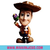 Cosbaby Toy Story Woody BERKUALITAS