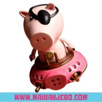 Cosbaby Toy Story Evil Dr Porkchop BERKUALITAS