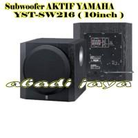 Murah Subwoofer Yamaha YST SW216 10inch ORYGINAL