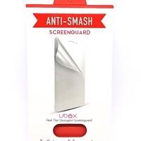 iPhone X/Xs - Ubox Anti Smash Screen Guard, Lifetime Warranty