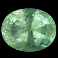 Jual 1,88 CT Top Grade.Stunning Fire Nat. Emerald Columbia + GIL Certified Murah