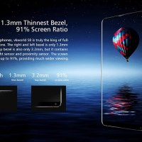 VKworld S8 4G Phablet 5.99 inch Android 7.0 - Black