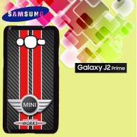 Casing Hardcase HP Samsung J2 Prime Mini cooper Jhon Cooper Works Cust