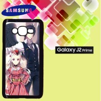 Casing Hardcase HP Samsung J2 Prime Anime Zerochan Queen Custom Case