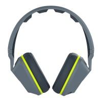 Skullcandy Crusher Headphone Cable 3.5mm With Mic S6SCGY-134 - Abu abu