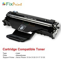 Compatible Cartridge Fuji Xerox 3124, Printer Xerox Phaser 3124 3125