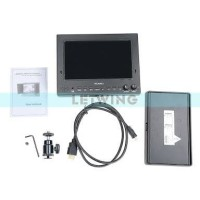 Top Seller !!! FEELWORLD ST702-HSD 7inch Pro-Broadcast 3G-HD-HD-SDI Mo