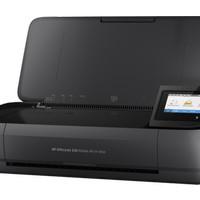 Printer HP OJ250 All in One OfficeJet Portable Mobile Printer - Resm