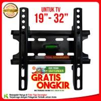 """GSMA Bracket TV LED/LCD 19""""-32"""" - Braket TV / Breket TV"""