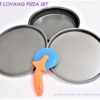 harga Loyang Pizza Set / Paket Pizza Pan Tokopedia.com