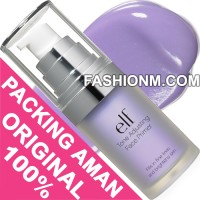 Elf Mineral Infused Face Primer - Brightening Lavender (with Packaging
