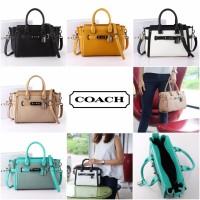 COACH SWAGGER BAG SZ27 BOX 3002