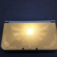 Jual nintendo 3ds xl hyrule edition mint condition Murah