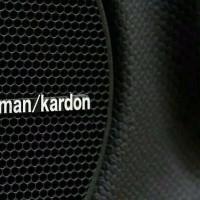 stok terbatas logo emblem mobil BOSE dan harman kardon speaker mobil
