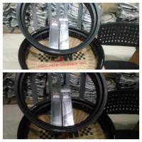 AKSESORIS MOTOR velg psw klx 150 dtracker supermoto uk 250 350x17 H36