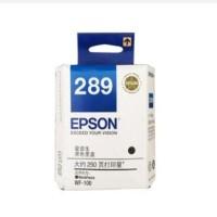 Tinta Epson T289 Black Original Berkualitas